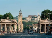 Bergamo: 2,5-stündiger privater Stadtrundgang mit Führer