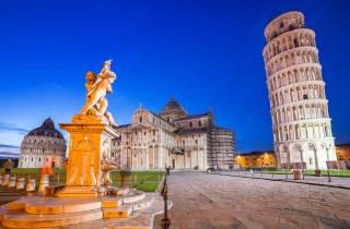 Pisa: Private Tour mit Skip-the-Line zum Schiefen Turm