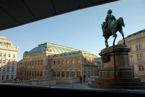 Visite privée de Vienne et du billet coupe-file au château de Schönbrunn