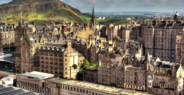 Edinburgh: The Witches Tour
