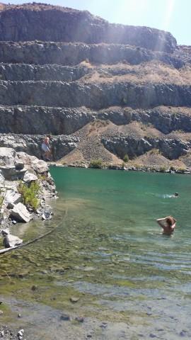 Van Ayia Napa: Enchanted Lagoon Jeep Safari