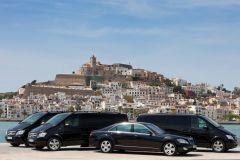 Traslado do Aeroporto de Ibiza e Balsa para Formentera