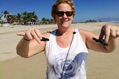 Exposição de Mergulho e Excursão de 6 Horas para Lançamento das Tartarugas Bebês