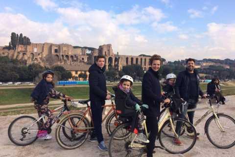 Rome Center: 4-Hour Bike Tour