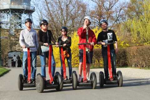 Prague Segway Tour to Petřín Lookout Tower & Free Tickets