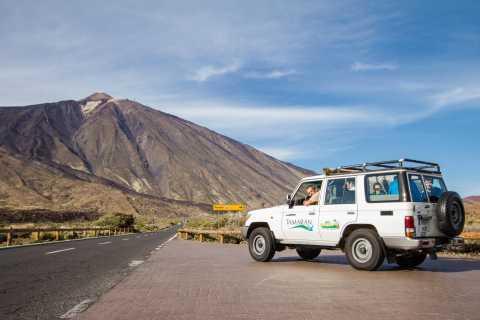 Ab Playa de las Américas: Teide-Tages-Safari mit dem Jeep