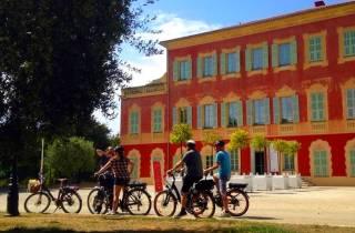 Nizza: E-Bike 7 Hills Tour