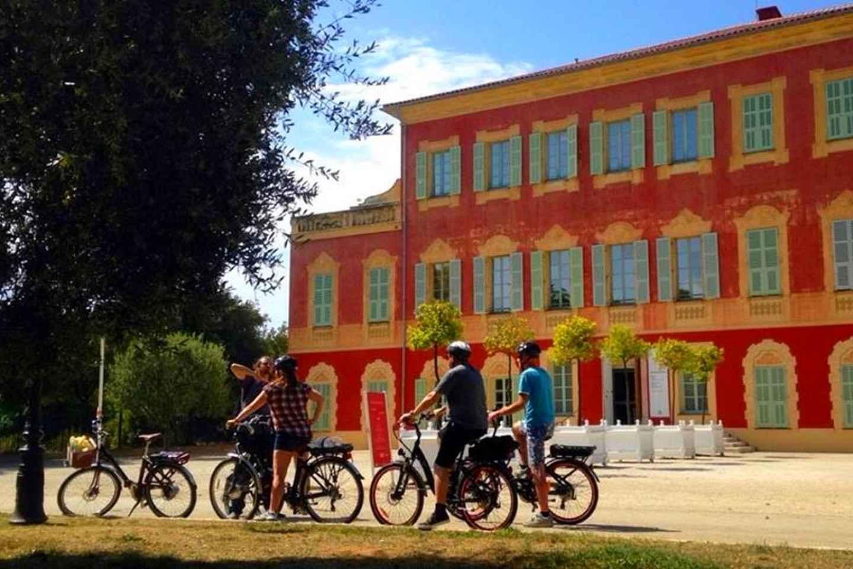Schön: E-Bike 7 Hills Tour und optionale Weinprobe