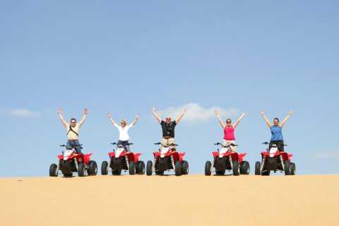 Hurghada: safari de 3h en quad dans le désert et chameau
