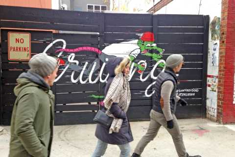 Brooklyn: 2-Hour Private Walking Tour of Williamsburg