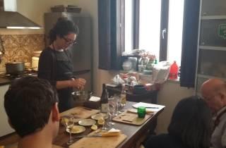 Palermo: Halbtägiger Kochkurs und Markttour