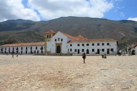 From Bogotá: Private Tour to Villa de Leyva