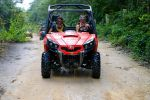 Playa del Carmen: 3-Hour Buggy Tour and Cenote Swim