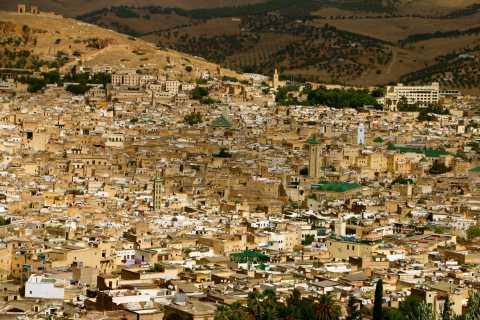 Casablanca Private Full-Day Trip to Fez