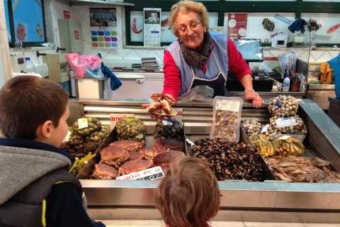 Lisbon: Half-Day Private Food Flavors Family Tour
