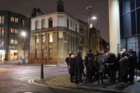 Londres: Jack and the Ripper, passeio a pé