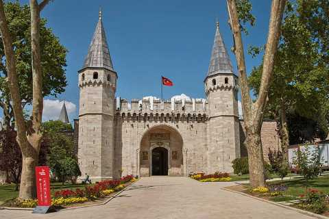 Istanbul: Half-Day Ottoman Splendors Tour with Guide
