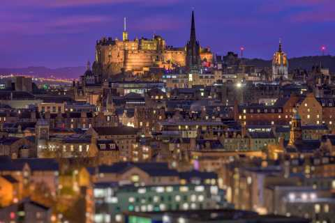 Edinburgh: Private Walking Tour