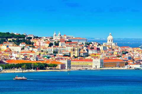 Lisbon: Full–Day City Tour with Guide and Pastel De Belém