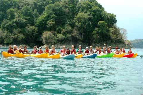 Quepos: Ocean Kayaking and Snorkeling
