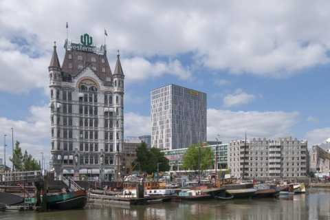 Rotterdam: Private Tour with a Local