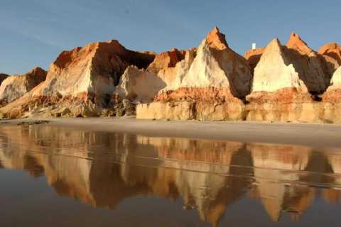 From Fortaleza: 8-Hour Day Trip to Morro Branco