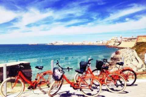 Cadix: visite à vélo de 3 heures