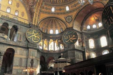 Istanbul: Full-Day Imperial & Asia Small Group Tour