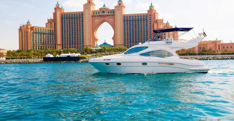 Atlantis & Burj Al Arab: Bootsfahrt mit Luxusjacht