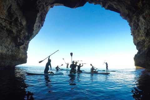 Mallorca: Meereshöhlen-Tour per Kajak oder Stand-Up-Paddle