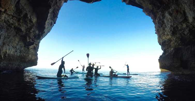 Mallorca: Sea Caves by Stand-Up Paddleboard or Kayak