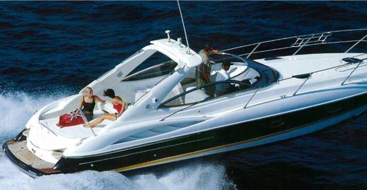 Côte d'Azur: 2-stündige private Bootsfahrt