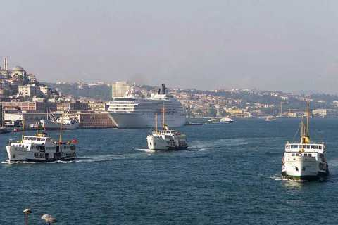 Istanbul: Old Town Highlights Tour & Bosphorus Cruise