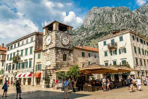 Kotor: Small Group 1-Hour Walking Tour of Old Town