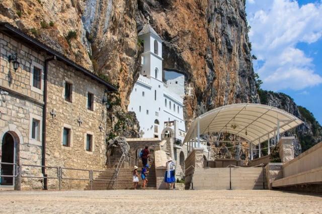 Kotor: Ostrog & Rijeka Crnojevic Private Tour