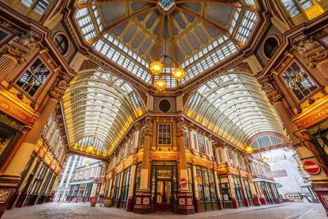 Londres: Harry Potter Tour em italiano