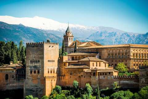 Alhambra, Nasrid Palaces and Generalife: Guided Tour
