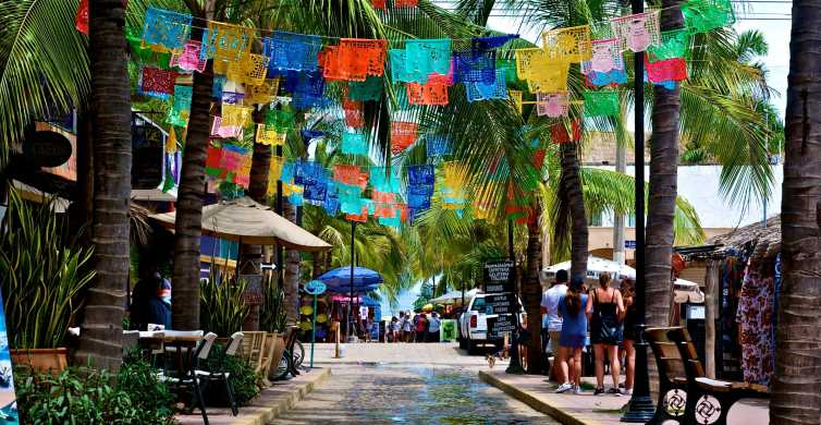 Sayulita Beach: 6-Hour Trip from Puerto Vallarta