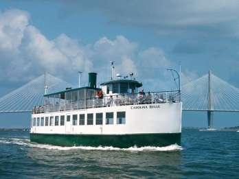 Historisches Charleston: Hafenrundfahrt