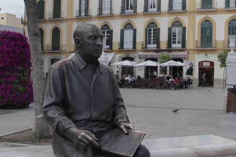 Malaga: Picasso Private Wanderung