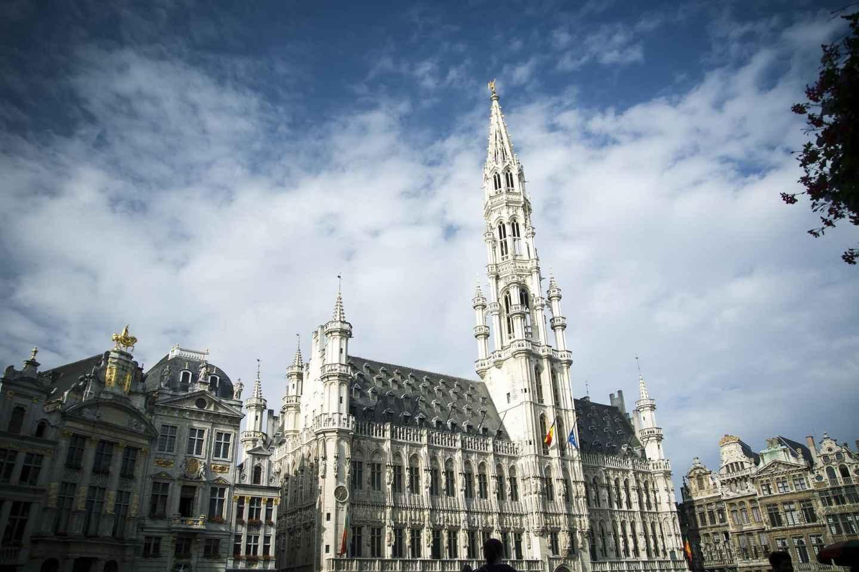 Brüssel: Private Tour mit einem echten Brüsseler