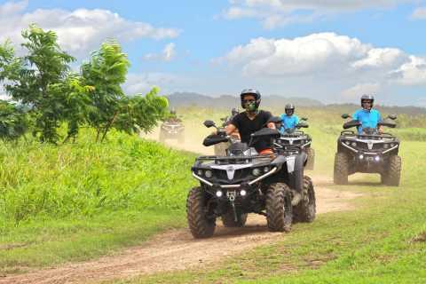 From San Juan: 2-Hour ATV Adventure at Campo Rico Ranch