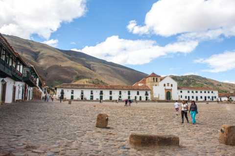 Villa de Leyva Trip by Private Transportation