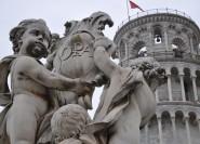 Livorno: Ganztägiger privater Landausflug nach Pisa und Lucca