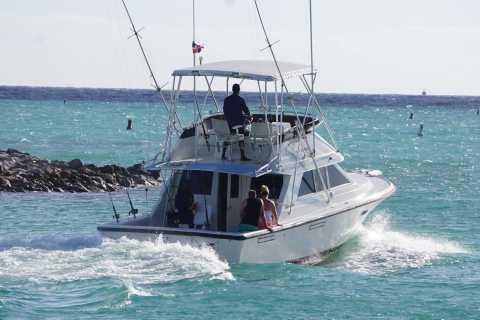 Punta Cana: Deep Sea Fishing Experience