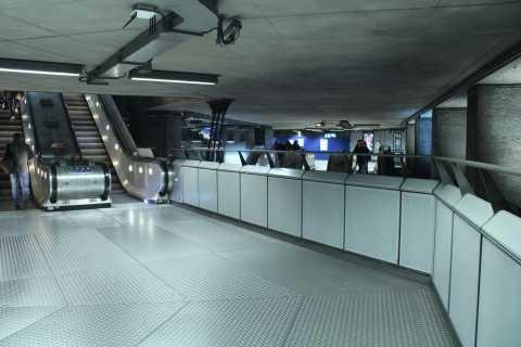 Londres: excursão particular de metrô e metrô