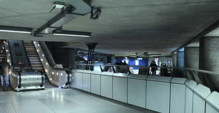 London: Privat undergrunds- og metrotur