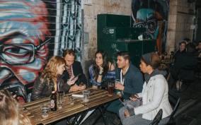 Jerusalem: Evening Pub Crawl