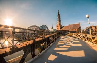 Hamburg: Kostenloser Rundgang mit Buchungsgebühr