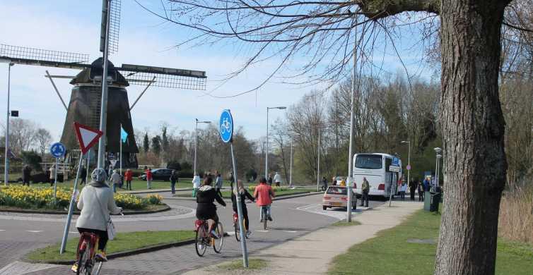 Windmills, Cheese & Clogs: 3-Hour Countryside E-Bike Tour
